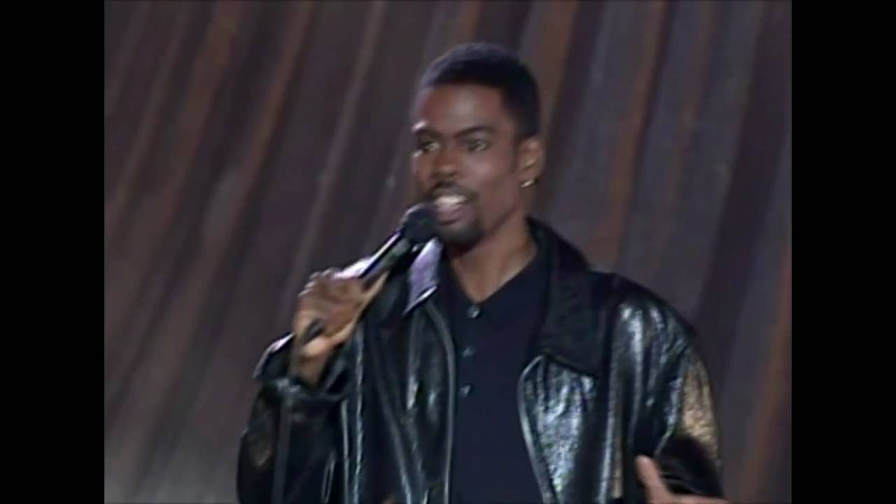 chris rock niggas