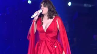 Yuridia - Ya te olvidé - Auditorio Nacional (06-nov-2015)