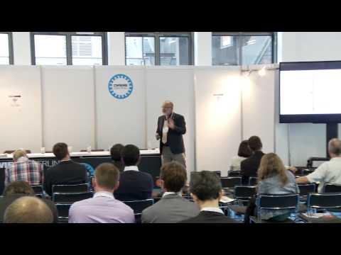 CWIEME 2014 - Breakthroughs in magnetic/oxide bilayer - Dr Ivan K. Schuller