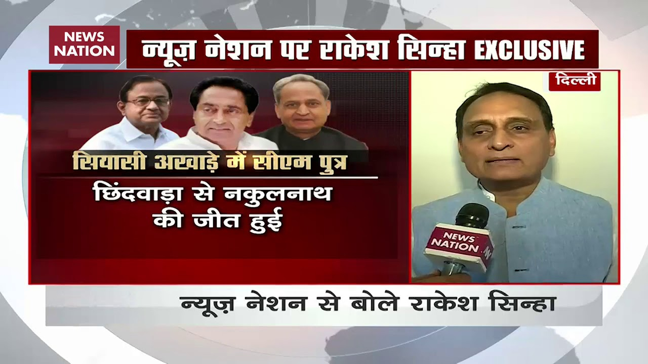 What Rakesh Sinha said on controversy over dynastic politics in Congress