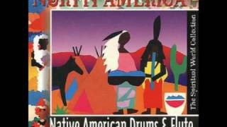 02 Native American Drums & Flute - The Fishing Song
