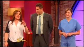 Rachael Ray Fights Fat with Strawberry Laser Lipo
