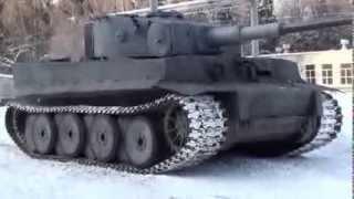танк Тигр VI своими руками 69 фото  видео » Триникси   Вселенная Развлечений  Картинки, приколы, видео, флэш