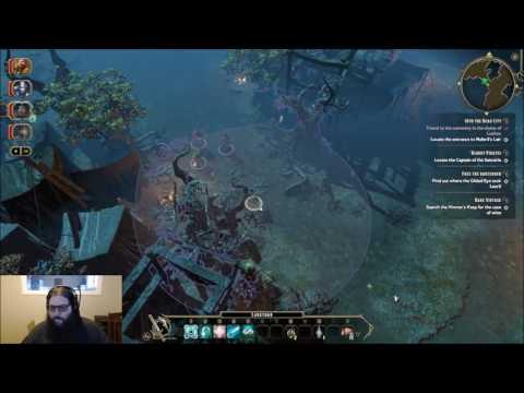 Still in recovery mode | Sword Coast Legends Episode 6
