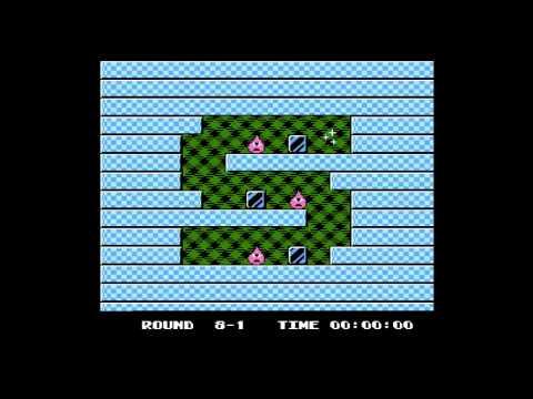 [NES] Fire'n'Ice (U) aka Solomon's key 2 Walkthrough
