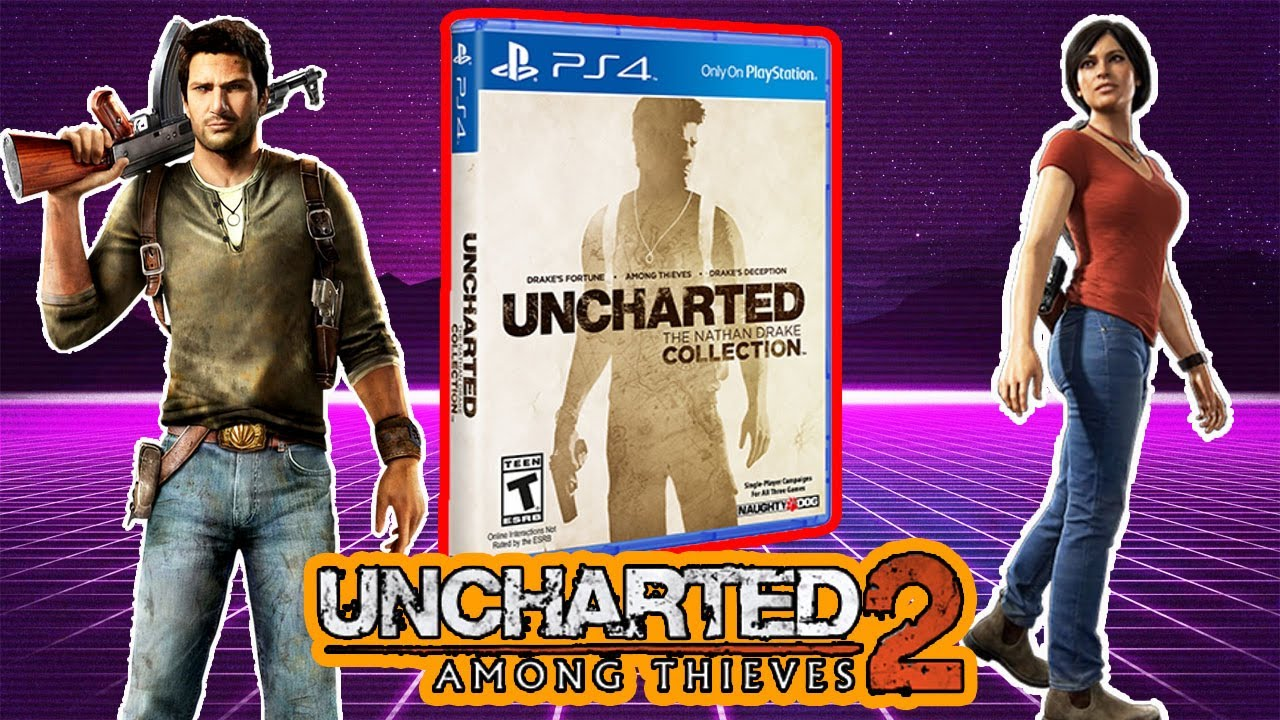 Download 🔴 Let's Play Uncharted 2 Among Thieves! | The Nathan Drake Collection (PS4) | Part 4