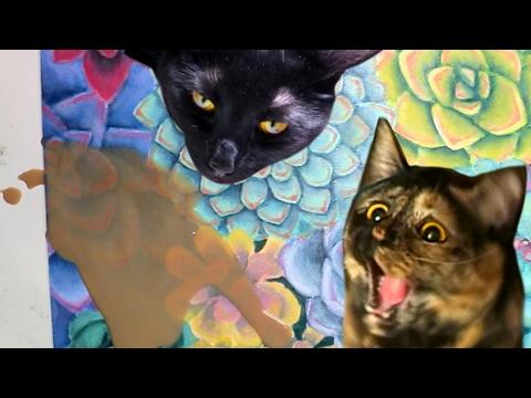 THE JOYS OF CAT OWNERSHIP