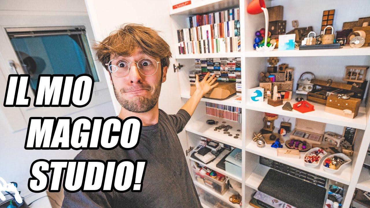 IL MAGICO STUDIO DI JACK NOBILE / Tour