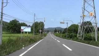 【等速】深川市多度志~幌加内市街~道の駅ほろかない 2012/7/20 国道275号