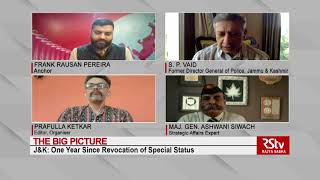 The Big Picture - J\u0026K: One Year Since Revocation of Special Status