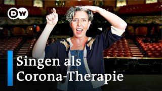 Großbritannien: Sänger therapieren