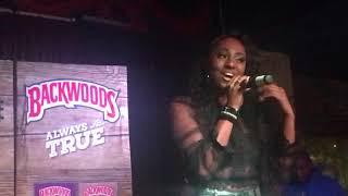 Trina Da Baddest Bitch @ the smoke house