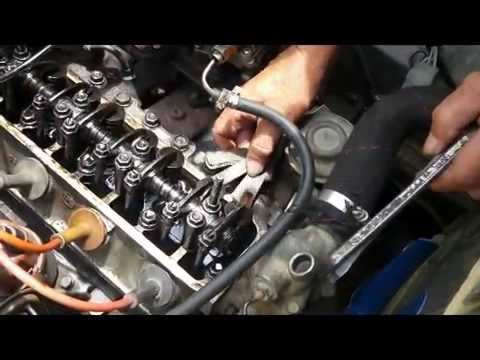 Ford 1000 Tractor Wiring Diagram Setting Up Tappet On Gasoline Engine Valve Clearance