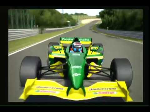 900 HP F1 Race Suzuka Japan Formula 1 One Onboard Racing
