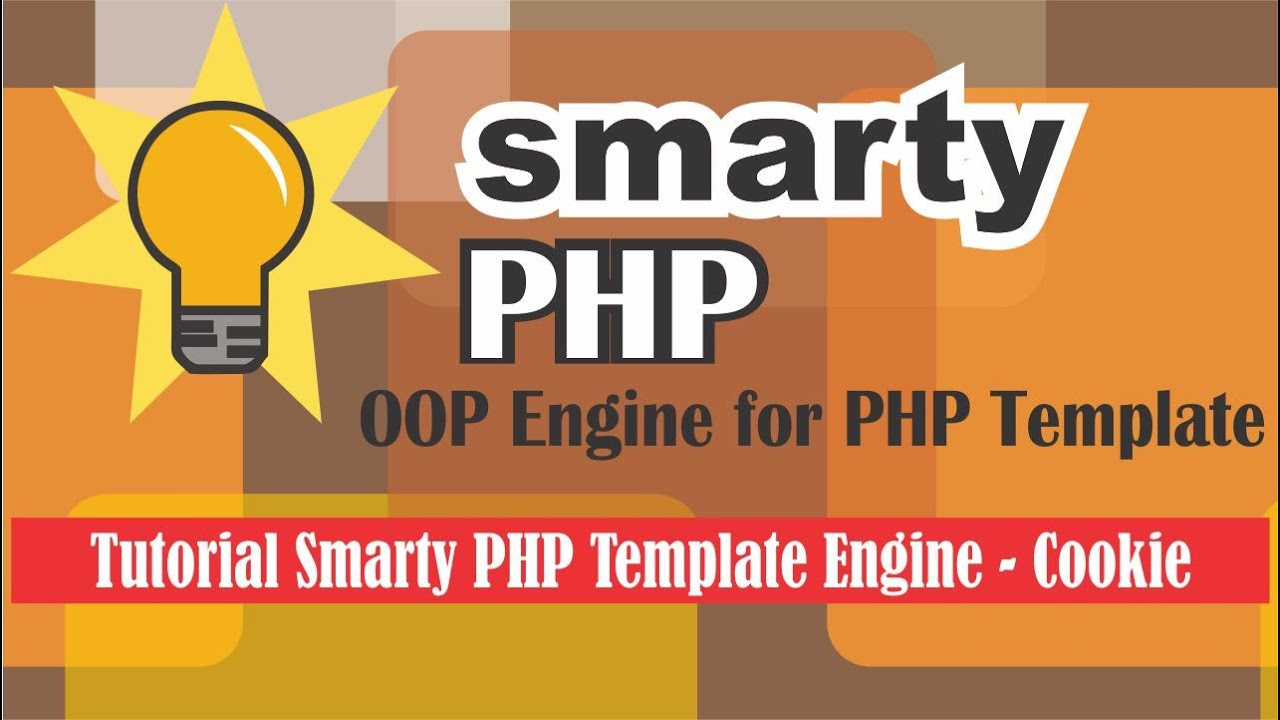 Tutorial Smarty PHP Template Engine - Smarty Login With Cookie