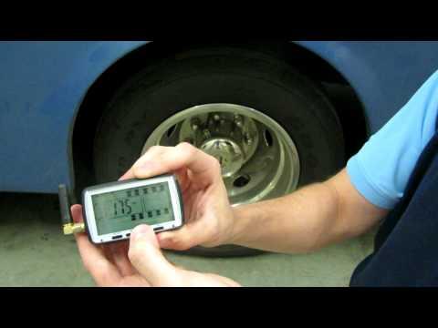 510 TST Tire Pressure Monitoring System Installation