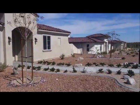 Mesquite Courtyard Home In Yucca Valley
