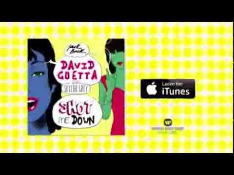 David Guetta feat Skylar Grey  Shot Me Down Spot