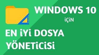 En İyi Dosya Yöneticisi   WINDOWS 10 screenshot 2