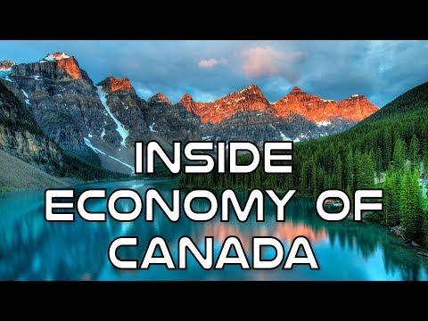 Inside Economy Of Canada Crash Course