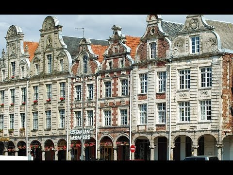 Places To See In ( Arras - France ) Grand Place