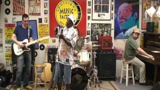 Big Chief Monk Boudreaux @ Louisiana Music Factory 2009