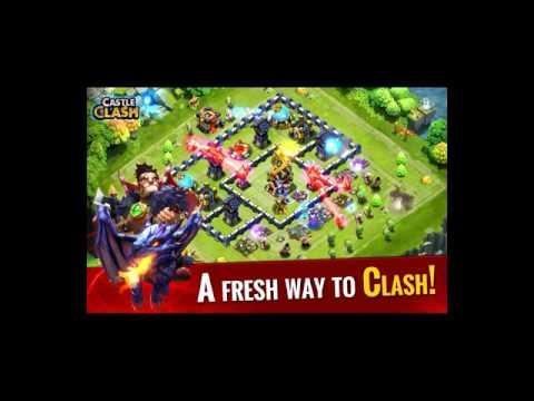 Castle Clash - Legenden Hack/Mod (Mega Mod) Juli 2017