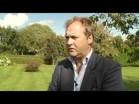Paul Nicholls' Season Preview 2011: Harry Herbert of Highclere
