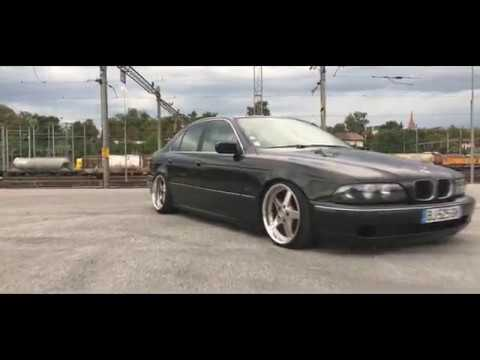 Stance Bmw E39 On Work Equip5
