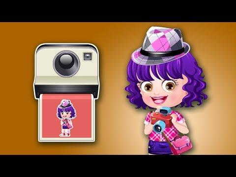 Dress up like a Photographer   Baby Hazel Dress up Games for Kids   Makeover Games for Girls