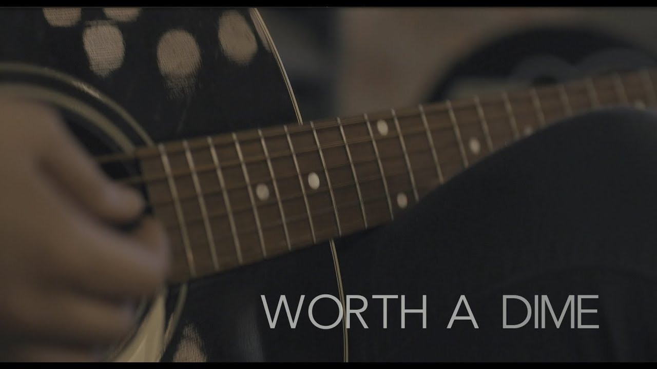 Sarah Martin- Worth A Dime (Official Lyric Video)