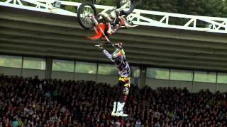 Ice Break - an Official Sponsor of Nitro Circus Live