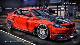 Need for Speed Heat - BMW M4 Convertible 2017 (Varis) - Customize | Tuning Car HD
