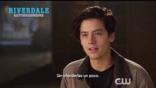 Riverdale | Cole Sprouse (Jughead) Entrevista Subtitulada | The CW