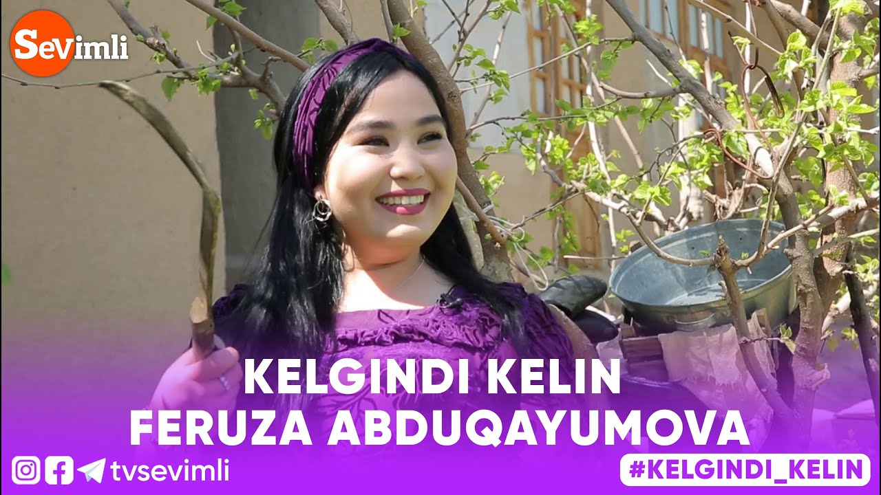 Kelgindi kelin (2-mavsum) 7-son Feruza Abduqayumova #Kelgindikelin