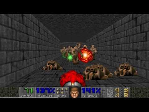 Doom 2: Chillax MAP21 UV-Speed [TAS] in 32:20