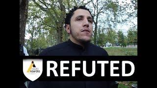 Shamsi Lies Against the True Islam - Speakers Corner