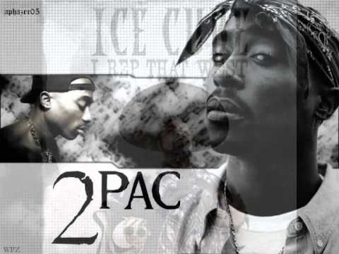 Ice Cube ft The Game & 2Pac  I Rep That West West Coast Remix