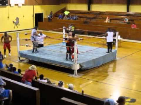 Koko B. Ware & Big Daddy -vs- The L.A. Husters