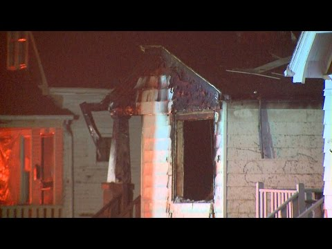 Three displaced after house fire on Milwaukee