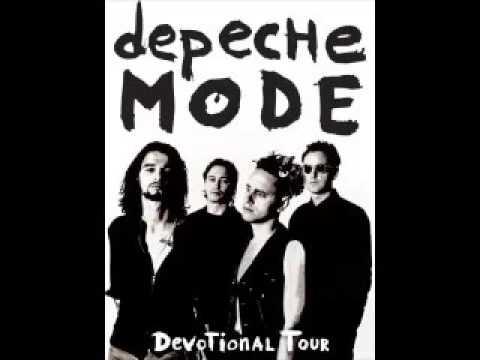 Depeche Mode 1994-02-12 Johannesburg (A Good Rank For Standard Bank) (audio only)