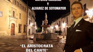 ANTONIO RANCHAL - ARISTÓCRATA DEL CANTE   POR RAFAEL HIDALGO