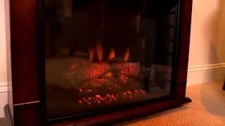 "Strasburg 23"" Vintage Cherry Electric Fireplace 23rm906-c233"