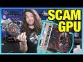 Fake GPU Scam & How They Did It - -1GB G