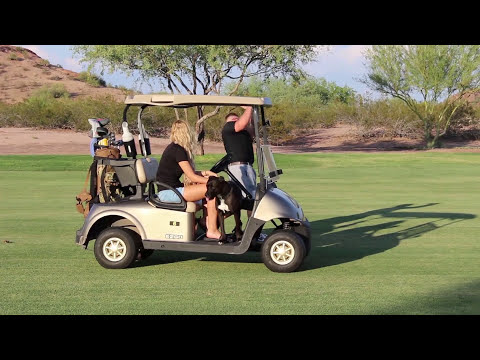 Lessons with The Buttsy – How to properly go on a first golf date