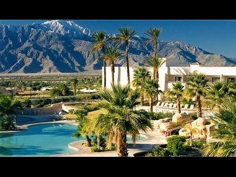 Miracle Springs Resort and Spa, Desert Hot Springs. California, USA 2016