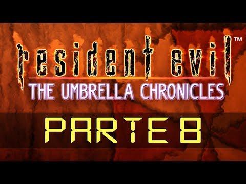 RESIDENT EVIL: UMBRELLA CHRONICLES -  GAMEPLAY EM LIVE - PARTE 8