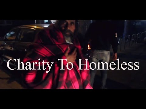 Christmas & New Year For Homeless (Charity Trip Delhi 2 Rohtak India) 2017