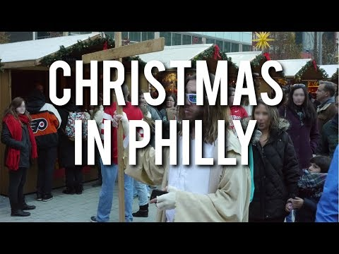 HOLIDAYS IN PHILLY | All the Most Christmassy Things!