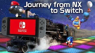 Journey from NX to Switch | A Look Back at the Switch Hype Train